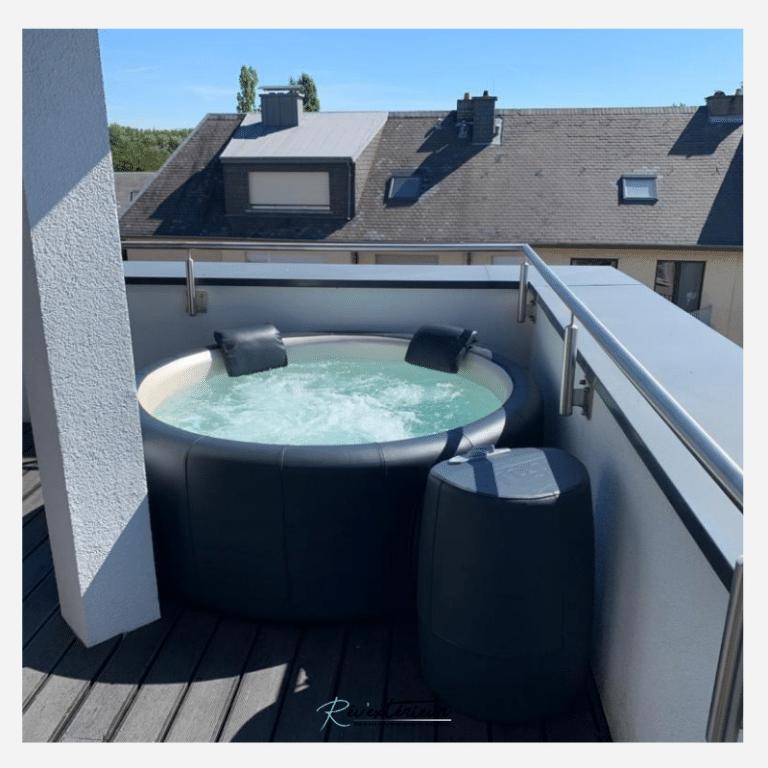softub balcon