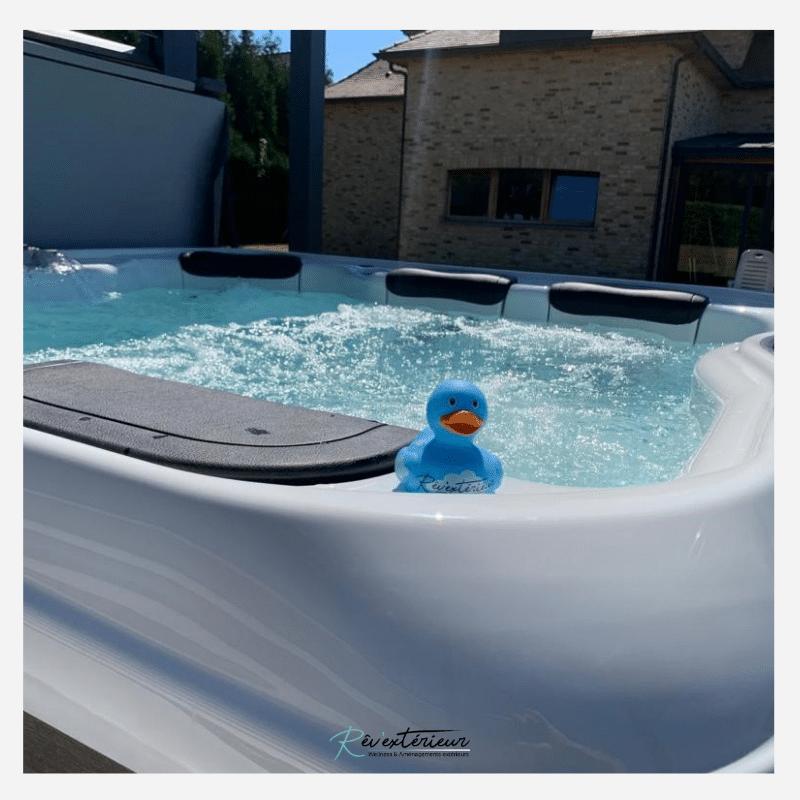 Un spa fitness à Namur, Belgique