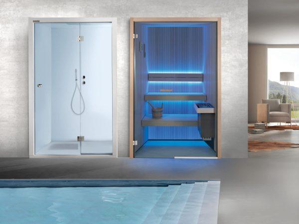 sauna combiné hammam luxembourg