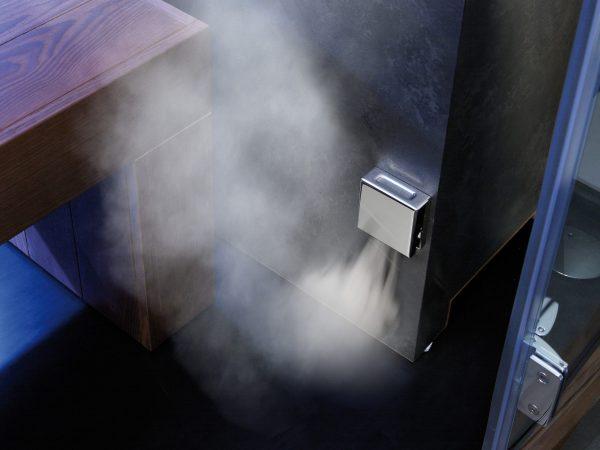 générateur de vapeur hammam 3en1